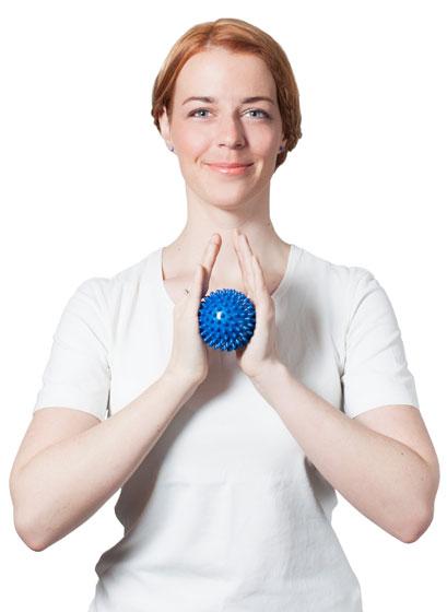 Terapeutka Mgr. Lucie Dlasková